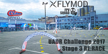 FPV гонки в г. Киев UADR Challenge 2017 Stage 3 Re:Race