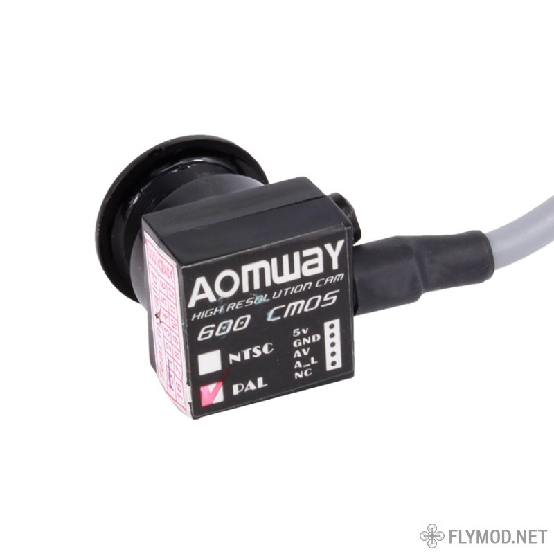 Камера Aomway HD Mini  задняя часть