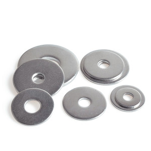 promotional authentic 304 stainless steel flat washer thin metal flat washer thick flat pad m2 m30 Стальные шайбы М3