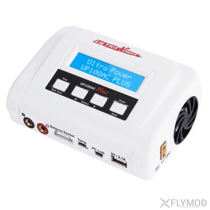 UP100AC Plus 100W AC DC Charger