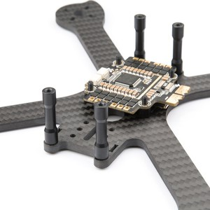 iflight ix5-200mm v2 enhanced version of the 5 lightweight racing through the rack fpv карбоновая рама пластина