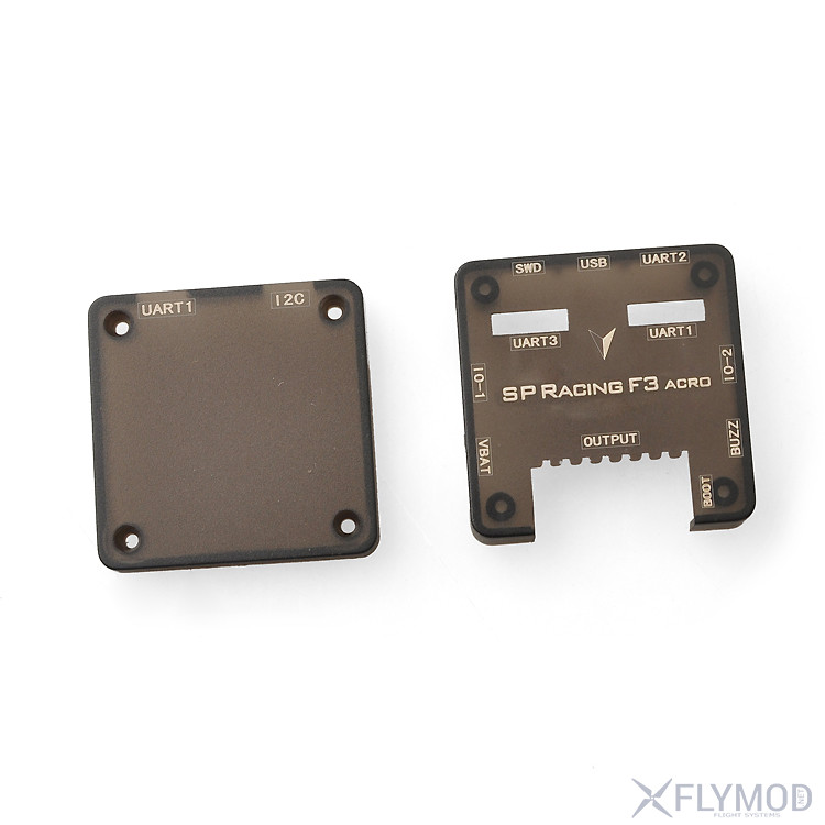 Сменный корпус для контроллера полета sp pro racing f3 protective shell case accessories for sp3 sp pro racing f3 flight controller board
