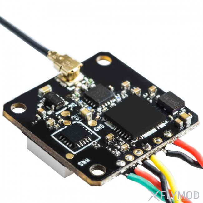AKK X5 20 20 VTX with Uart support betaflight OSD FC UFL connector video transmitter видео передатчик трансмиттер осд акк