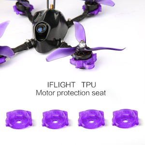 2204 2205 2206 2207 2306 Универсальная TPU защита iFlight для моторов 22xx 23xx на лучи TPU Motor Mount Protector for FPV Racing Motor