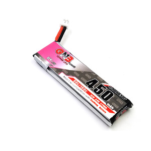 450mah 1s hv 80c high voltage models small four-axis tiny7 4 35v gnb lithium battery Аккумулятор lihv