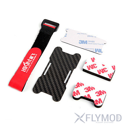 protection board a plane iflight carbon cover case accum айфлайт защита карбоновая подставка iflight battery protection plate tie down strap non-slip mat