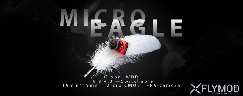 Камера для fpv runcam micro eagle 800tvl 1 1 8  cmos 4 3   16 9  video camera камера видео фото орел микро мини ранкам