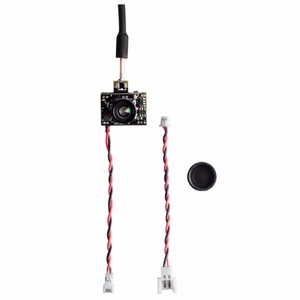 akk a3-osd 5 8ghz 48ch 0 1mw 25mw 200mw switchable micro aio camera with osd vtx Микро камера с видео передатчиком