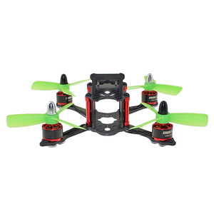 vx140 fpv frame carbon set kingkong motor fly drone quad copter рама карбон кингконг квадрокоптер дрон коптер