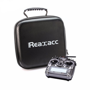 realacc handbag backpack bag case for frsky taranis x9d plus se q x7 transmitter сумка кейс чемодан чехол реалак аппаратура радиоаппаратура