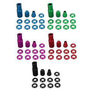 realacc remote control switch nut anti skid stick set for frsky x7 x9d x12s transimitter стики насадки кольца тумблер таранис гайки