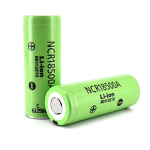 Аккумулятор authentic panasonic panasonic 18500a ncr18500a 2000mah 3 6v lithium battery 18500 литий ионный Li-ion