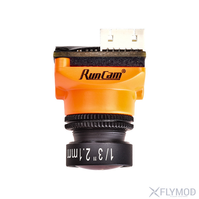 Камера для fpv runcam micro swift 3 600tvl 1 3  sony super had ii ccd pal