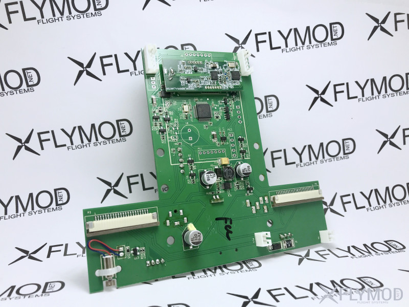Модуль xjt для радиоаппаратуры frsky taranis x9d plus integrated board transmitter audio module
