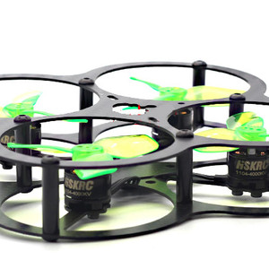 Карбоновая рама HSKRC Butterfly 80мм brushless fpv collision crash protection ring carbon butterfly mm80 rack