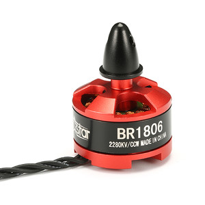Моторы Racerstar Racing Edition 1806 BR1806 2280KV 1-3S Brushless Motor CW CCW For 250 260 for RC Drone FPV Racing