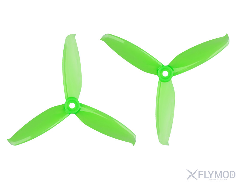 Пропеллеры gemfan windancer 5042 durable 3 лопасти pc blade propeller