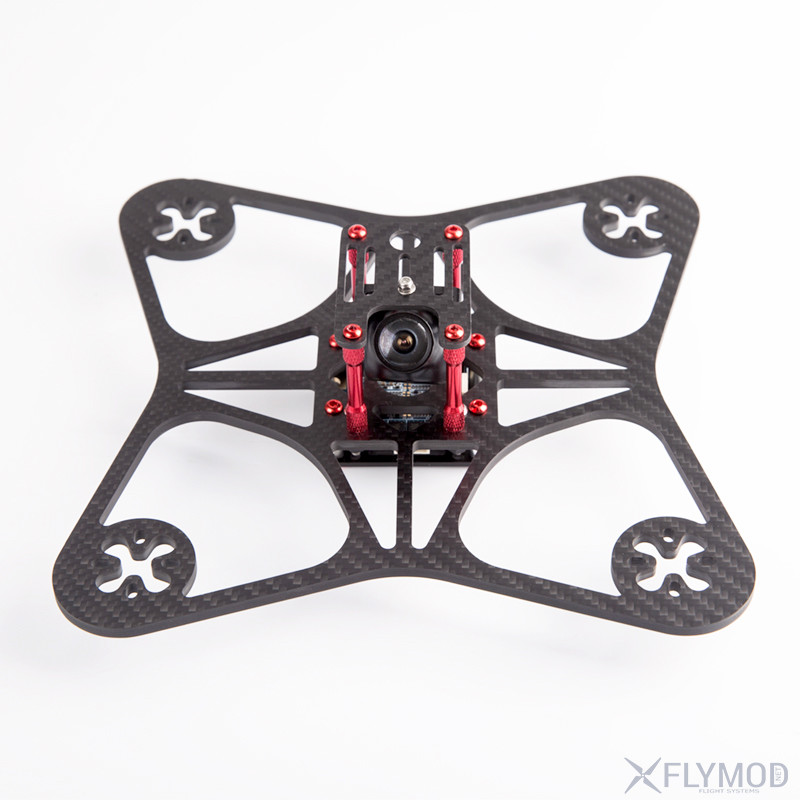 Карбоновая рама iflight xs5 205 айфлайт carbon frame copter пластина гоночный квадрокоптер