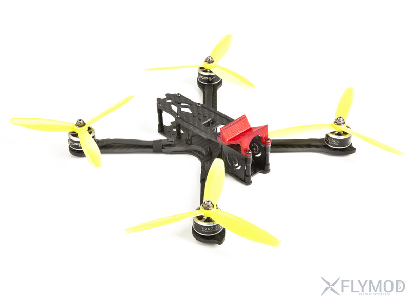 Карбоновая рама iflight xl6 v2 265мм для fpv фристайла long range fpv freestyle frame kit