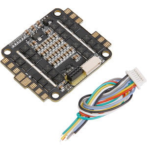 Регуляторы скорости emax bullet 30a 2-4s 4 in 1 esc board f4 magnum tower parts