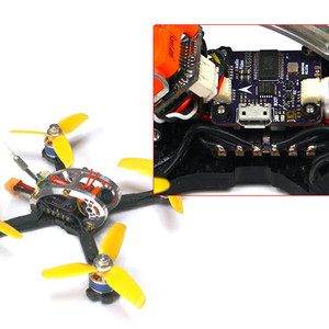 Комплект ldarc kingkong kk tower с контроллером f4 osd и esc 4in1 20a