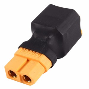 xt60 parallel conversion plug battery adapter Переходник xt60 male to 2 xt60 female адаптер