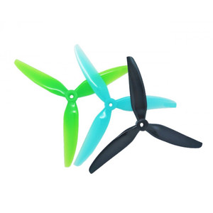 hq durable prop 6x3x3 v1s propeller set Пропеллеры hqprop 6030 3 лопасти 2 пары cw ccw