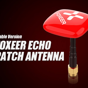 foxeer 8dbi echo patch antenna feeder fpv goggles Патч антенна rhcp 5 8g