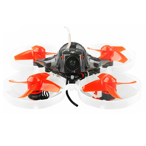 Мини FPV квадрокоптер Happymodel Mobula7 Standard Version [Приемник FlySky]