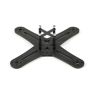 Карбоновая рама darkside cricket 174мм quads frame kit