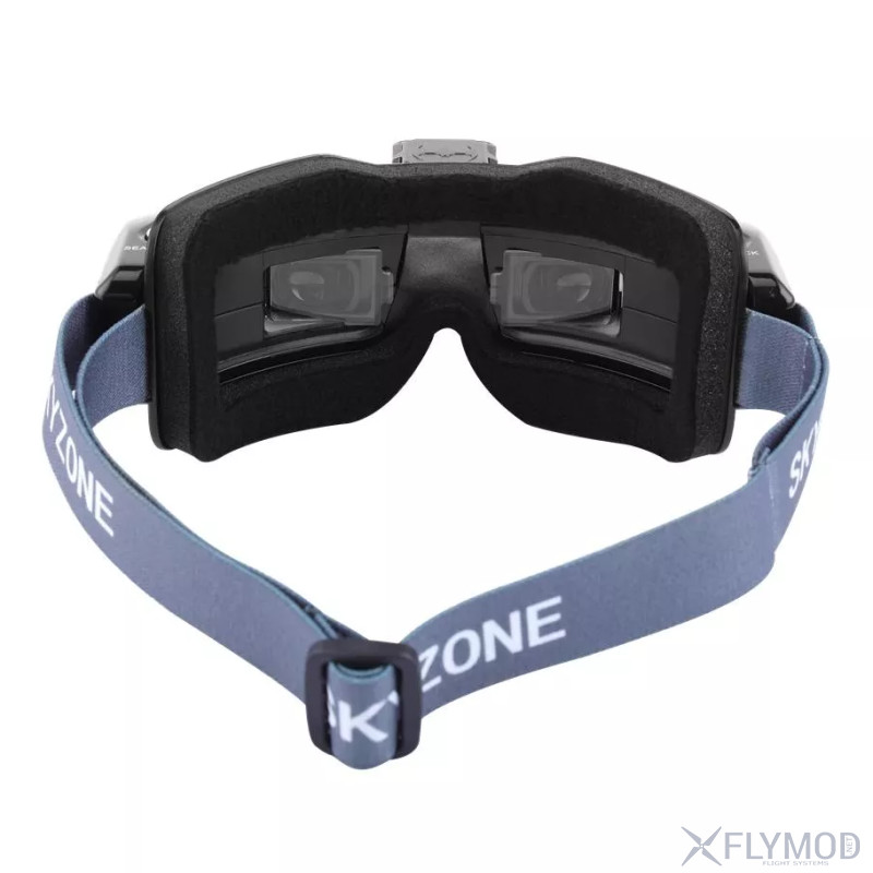 skyzone sky02x se 5 8ghz 48ch diversity fpv goggles support 2d 3d hdmi head tracking with fan dvr front camera Видео очки видеоочки