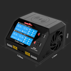 Зарядное устройство ultra power up6  2x300w 16a 6s plus dual smart charger