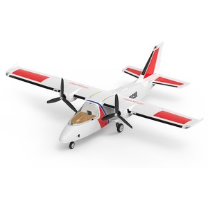 Самолет sonicmodell binary 1200mm wingspan epo twin motor fpv plane