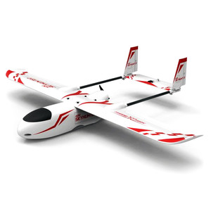 sonicmodell mini skyhunter v2 1238mm wingspan fpv epo rc airplane kit Самолет