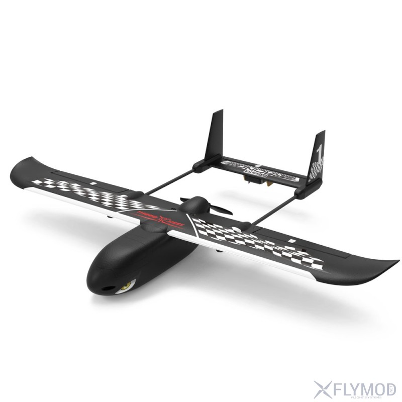 sonicmodell skyhunter racing epp 787mm wingspan fpv racer rc airplane - kit version самолет планер