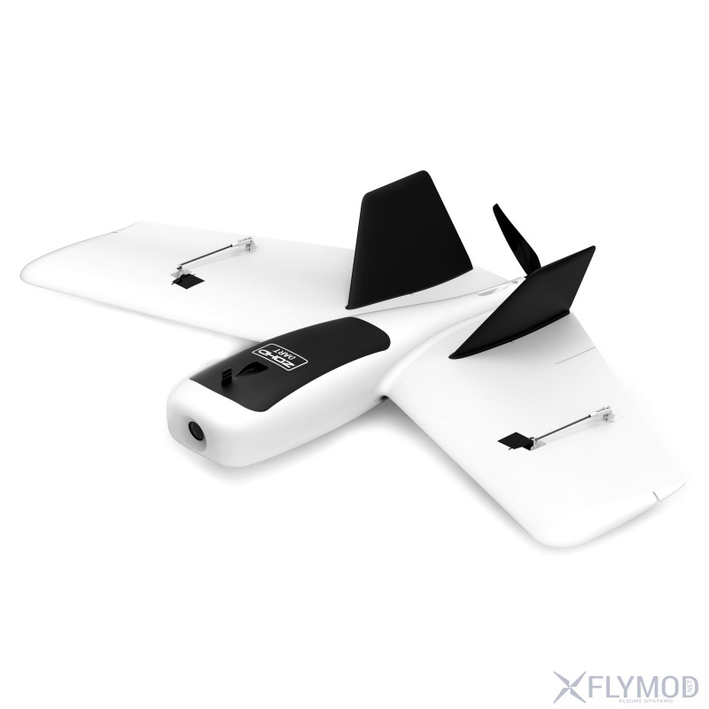 Летающее крыло zohd dart sweepforward 635мм kit wing wingspan fpv epp racing wing rc airplane kit