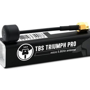 Антенна tbs triumph pro 5 8g rhcp team black sheep antenna stub