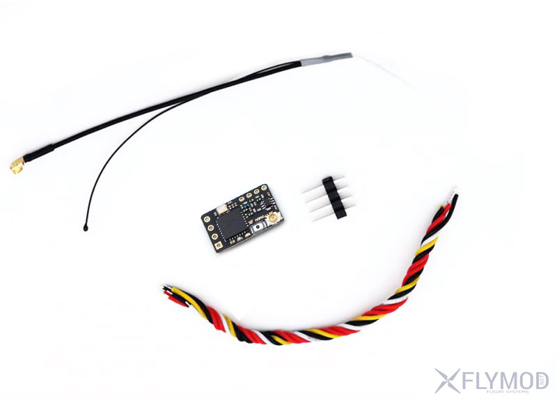 tbs crossfire nano receiver приемник rx long range uhf