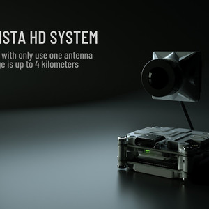 caddx nebula pro vista kit 720p 120fps low latency hd digital fpv system Цифровая fpv система для dji